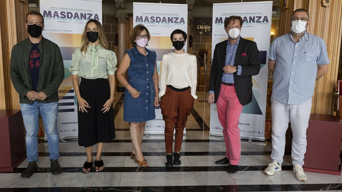 Masdanza opens its headquarters in Las Palmas de Gran Canaria.