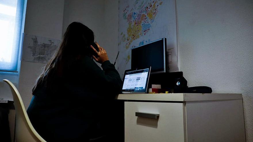 """Un ejército de rastreadores en Zamora: """"Hay gente que miente para evitar el aislamiento"""""""