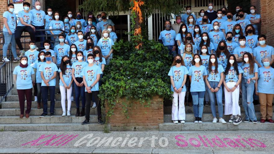 Colegio La Asunción Josefinas Cáceres: reinventarse en la solidaridad