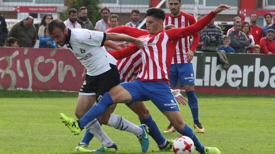 El Elche, rival del Sporting B en la fase de ascenso