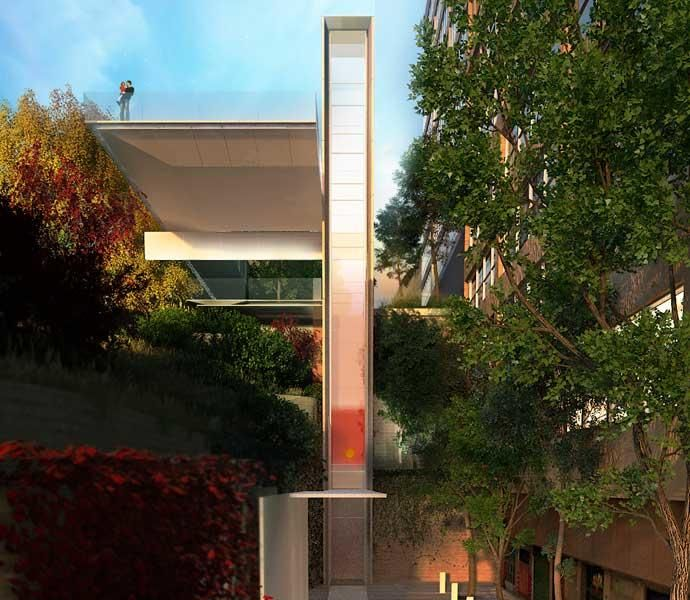 Así será el nuevo parque de Cela en Vigo