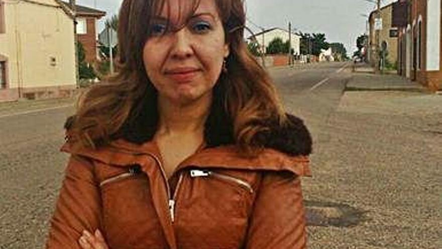 Cristina Folgado Gago.