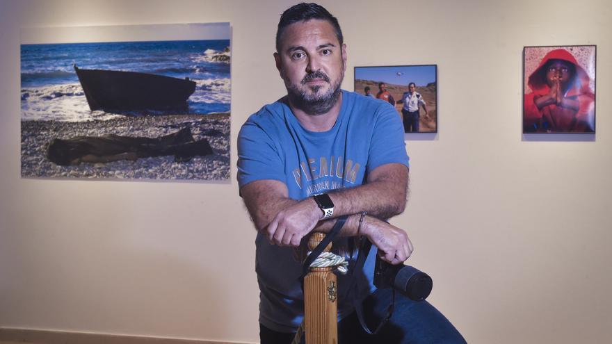Exposición 'SOS: Humanidad en peligro' del fotoperiodista Borja Suárez