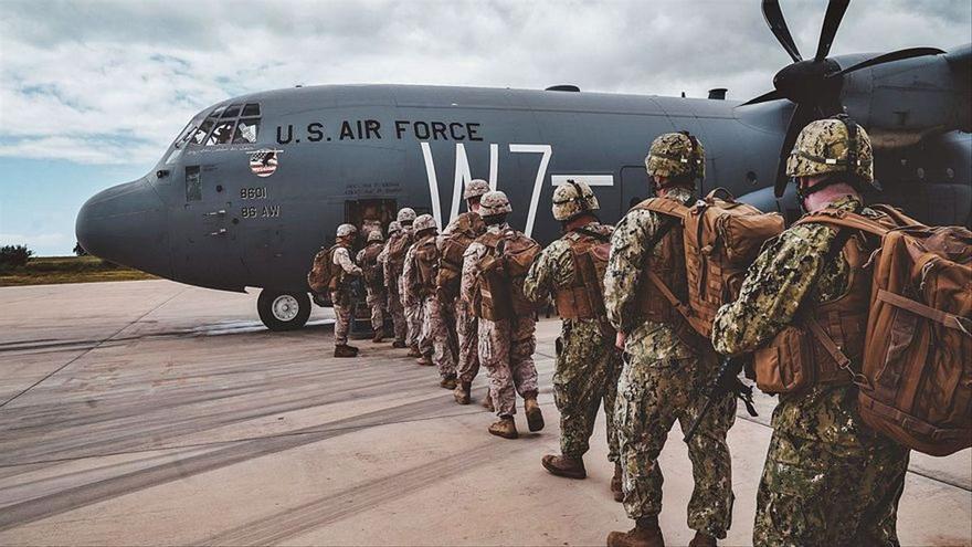 EEUU niega que las maniobras con Marruecos vayan a desarrollarse en el Sáhara Occidental