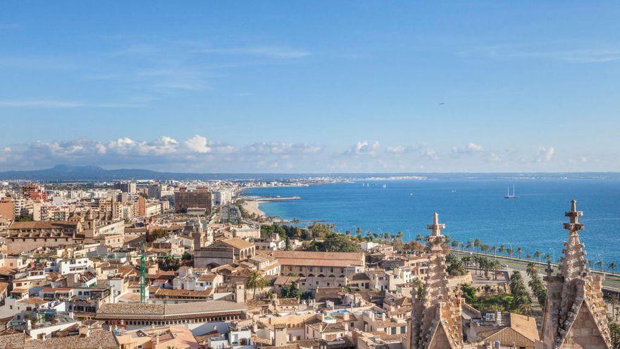 Último día de junio con cielos poco nubosos y temperaturas sin grandes cambios en Mallorca