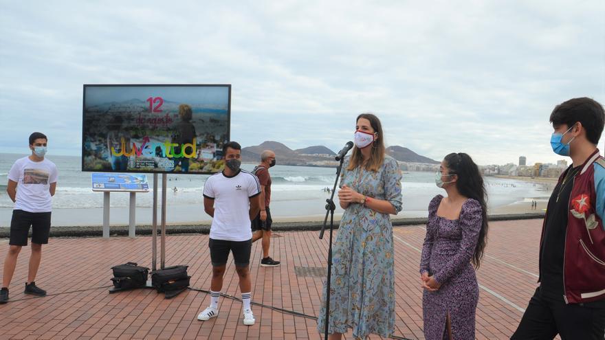 El Ayuntamiento lanza el spot 'Yo a mi edad' para conmemorar el Día Internacional de la Juventud