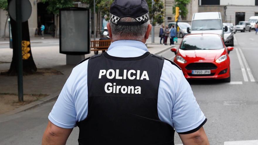 Onze AVs de Girona demanen «més vigilància i més agents policials» a la ciutat