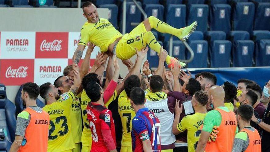 """Cazorla: """"Siempre estaré eternamente agradecido al Villarreal"""""""
