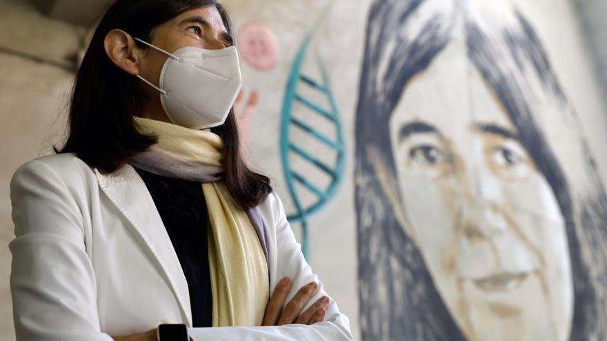 """María Blasco: """"La ciencia no es un mundo de hombres"""""""