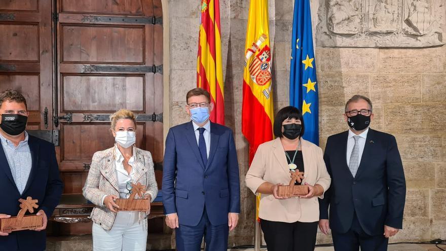 Premian 'Castellón Ruta de Sabor' por su impulso al 'gastroturismo'