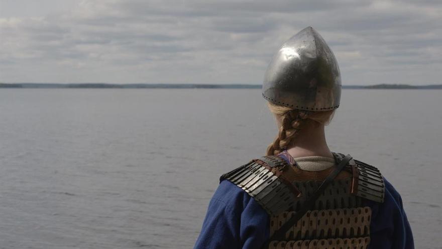 Canal Historia reconstruye 'La guerrera vikinga', uno de los grandes enigmas arqueológicos