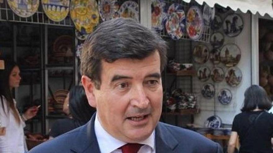 Fernando Giner anuncia que no acudirá hoy al encuentro con el alcalde de València
