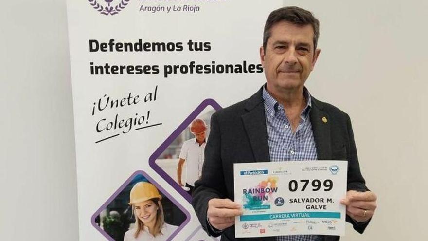 Salvador M. Galve: «Colaborar con el Banco de Alimentos es más un deber que una tarea»