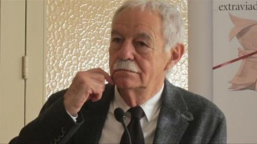 L'escriptor Eduardo Mendoza, Premi Cervantes 2016