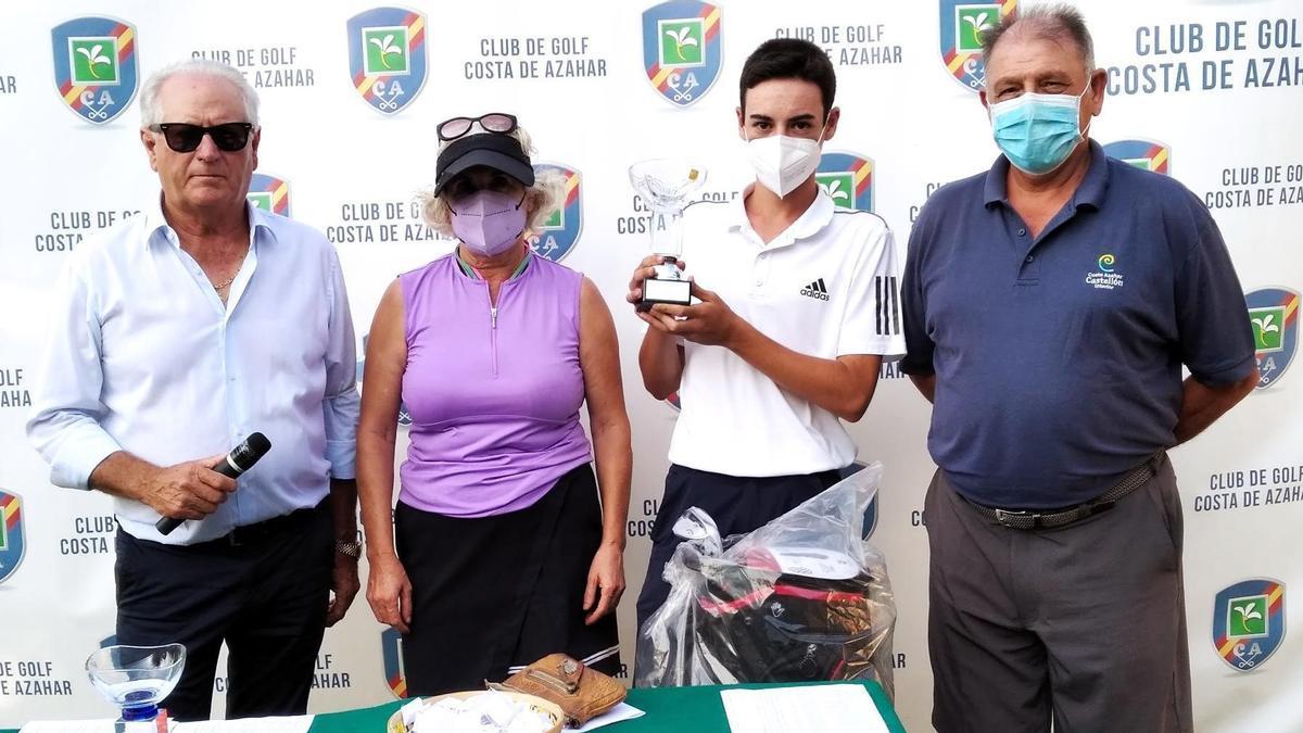 El Club de Golf Costa de Azahar celebra su campeonato