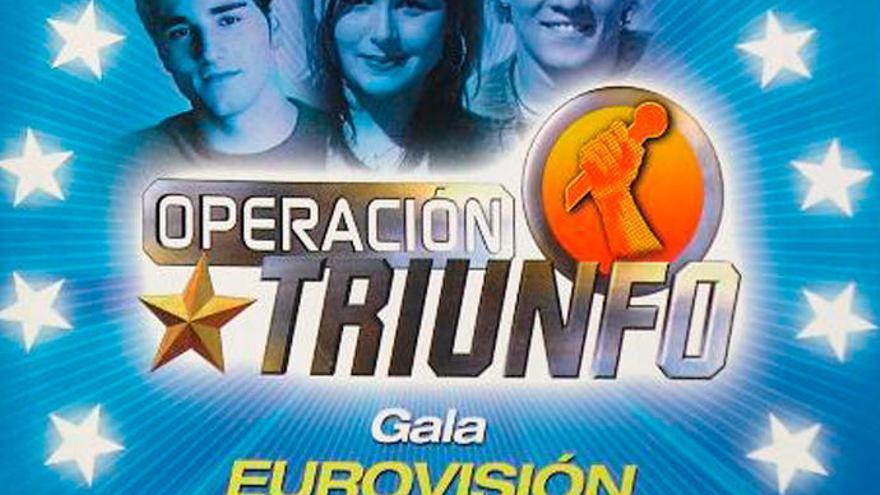 """¿Recuerdas las nueve canciones candidatas a Eurovisión en """"OT 1""""?"""