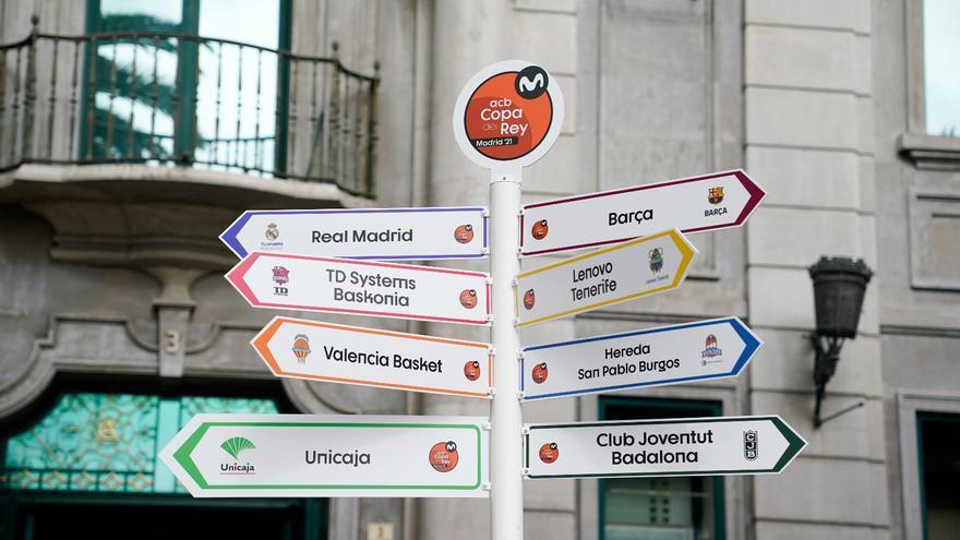Málaga, cruce de caminos para la Copa del Rey