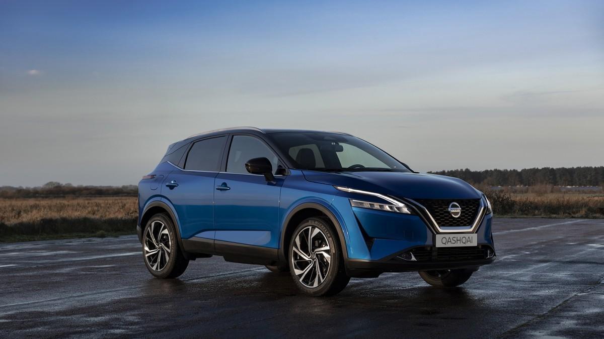 Nissan presenta el nuevo Qashqai