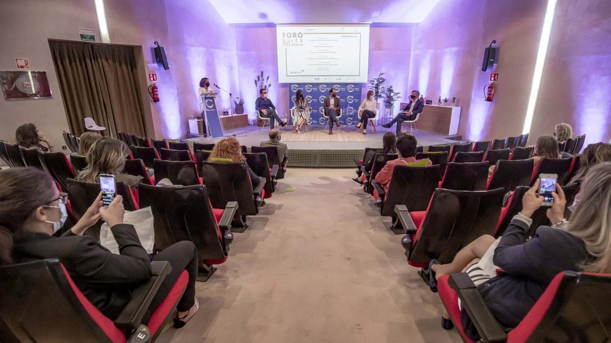 El Club de Opinión de Diario de Mallorca acogió un Foro sobre la isla como destino MICE.