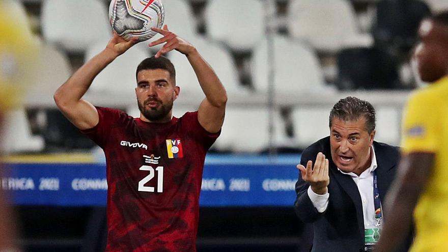 Alexander González eleva su cotización en la Copa América