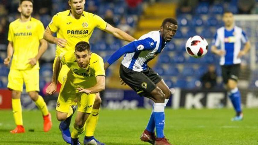 El Villarreal B sería segundo en una hipotética «liga de filiales»