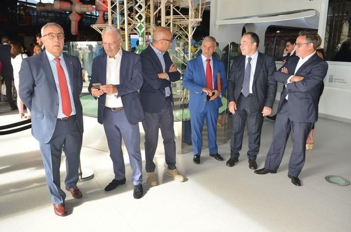 30/07/2018 LAS PALMAS DE GRAN CANARIA. Evento de ...