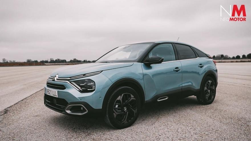 """""""Me llamo Citroën C4 y quiero ser Car Of The Year"""""""