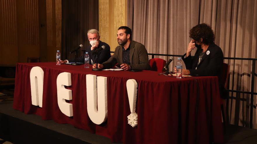 Nacho Vegas, Cala Vento i El Petit de Cal Eril destaquen en la 8a edició del NEU! a Girona