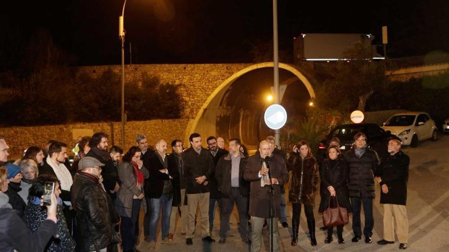 """Garrido insiste en que el rescate del túnel de Sóller fue """"acertado"""""""