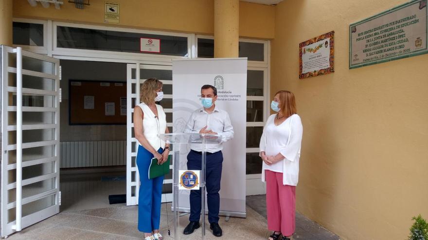 El IES Antonio Gala de Palma del Río tendrá un nuevo sistema de refrigeración