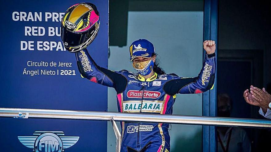 Pakita Ruiz se impone en la Open-Copa 600 CIV del circuito de Jerez