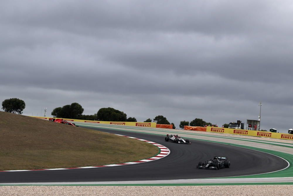 Las imágenes del GP de Portugal de Fórmula-1