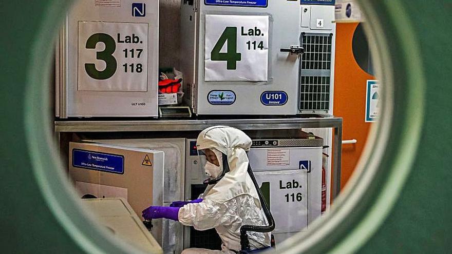 S'aturen els assaigs clínics de la vacuna espanyola