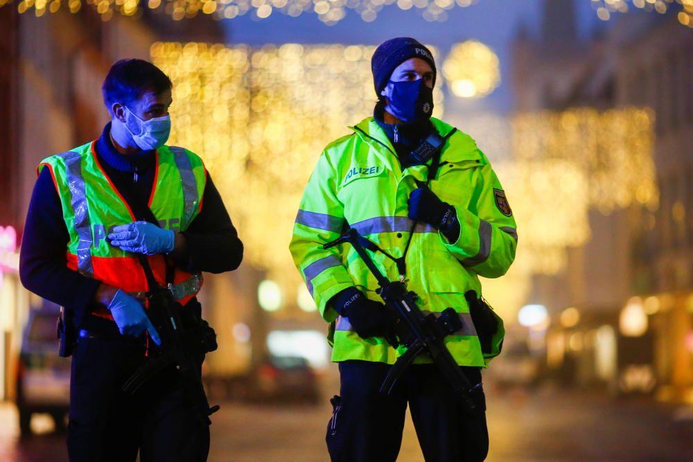 Varios muertos en un atropello masivo en la ciudad alemana de Tréveris.