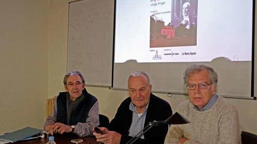 """Praga: """"Langreo debe recordar a su gran actor Enrique García"""""""