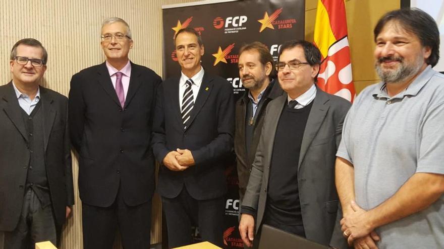 El Catalunya Stars portarà a Fontajau el millor patinatge del món