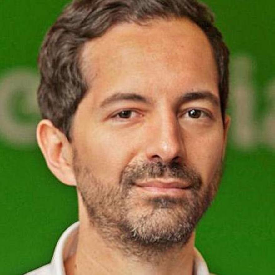 Manuel García (Greenalia). |   // L.O.