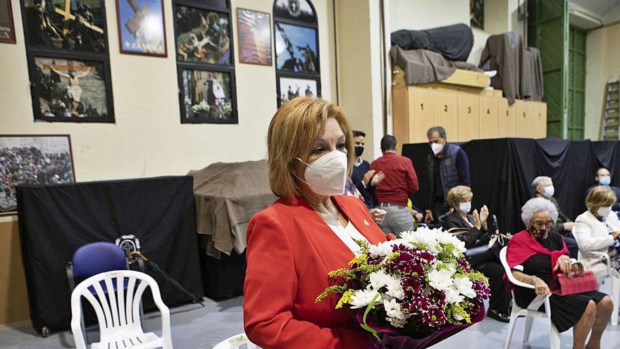 Isabel García obtiene un amplio respaldo, 182 votos, para presidir Nuestra Madre