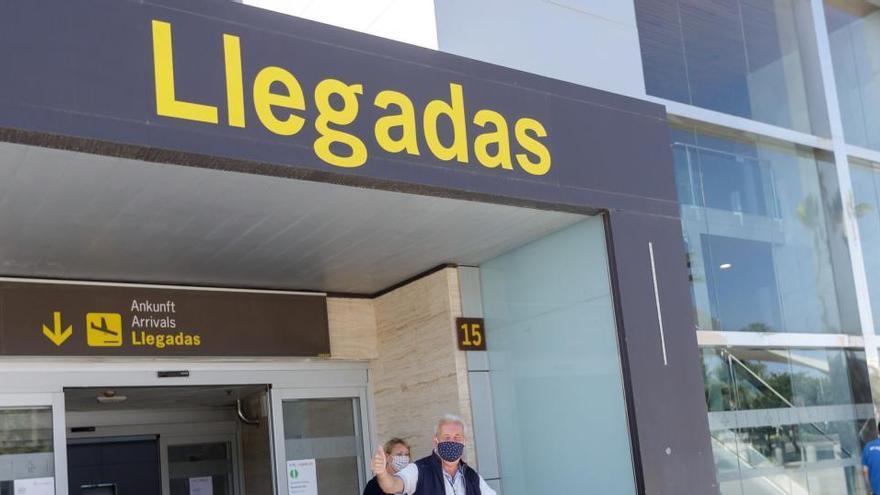Alemania y Reino Unido levantan las restricciones a Canarias