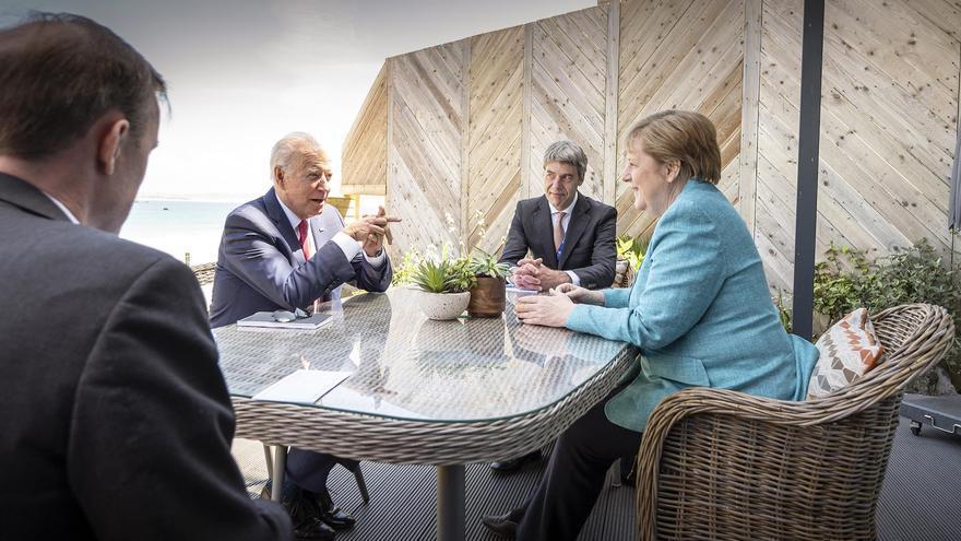 El G7 prepara un superproyecto de infraestructura internacional para competir con la Ruta de la Seda china