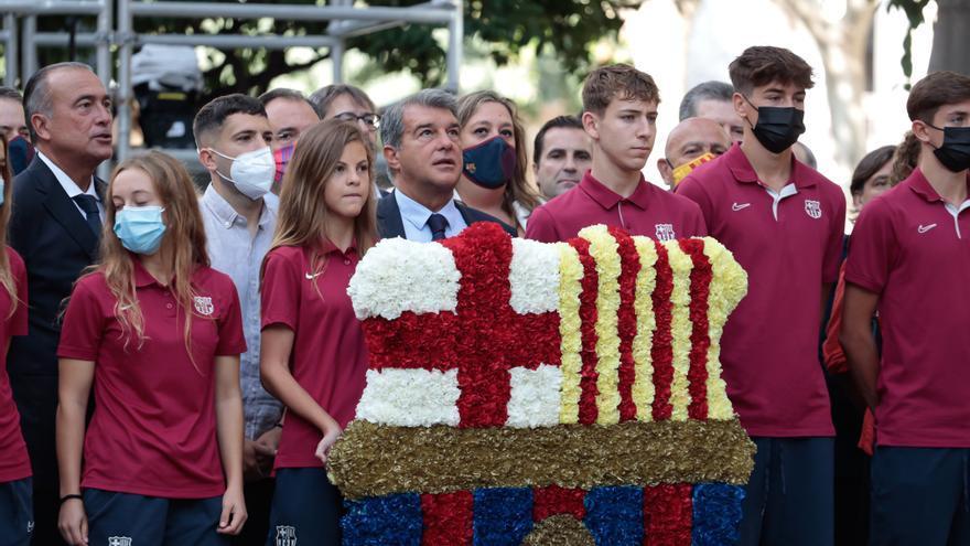 Laporta reclama el retorn de Puigdemont i els exiliats a Catalunya i que acabin totes les causes judicials per l'1-O