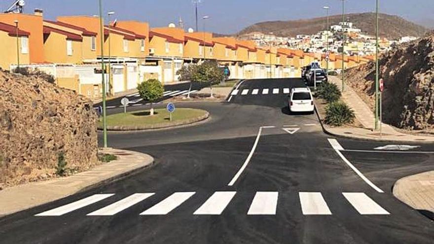 Arguineguín y Patalavaca ponen a punto sus calles y caminos peatonales