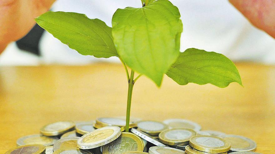 La edad dorada de  los bonos verdes