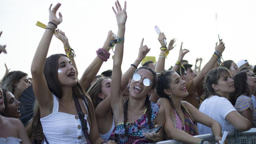 El Arenal Sound cierra la novena edición con más de 300.000 espectadores