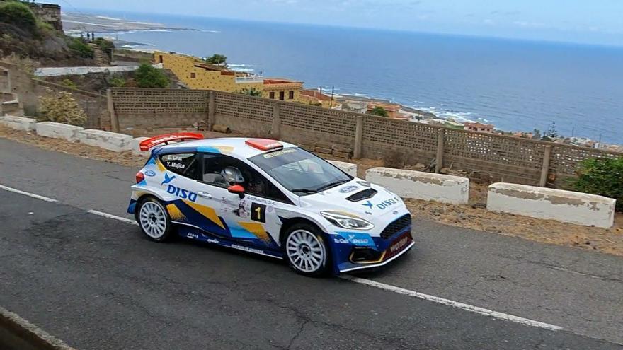 Cruz, Monzón y Suárez, parten como favoritos en el regional de Canarias