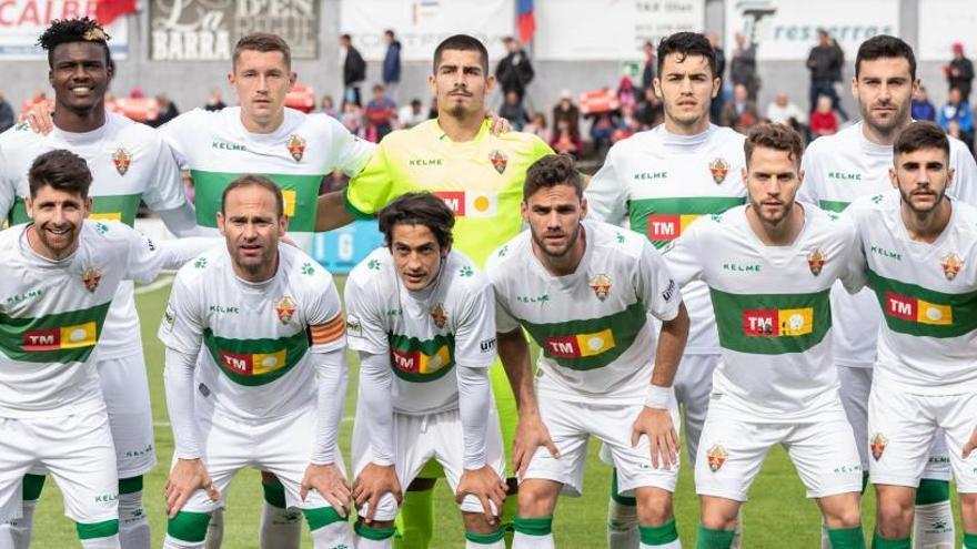 Murcia, Fuenlabrada o Real Sociedad B, posibles rivales del Elche