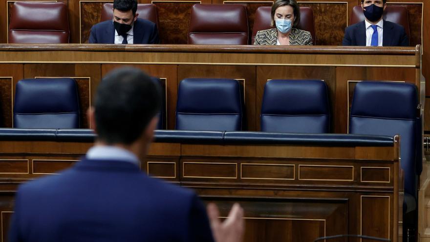 PSOE y PP volverán a dejar claro en el Congreso su falta de acuerdo sobre el CGPJ