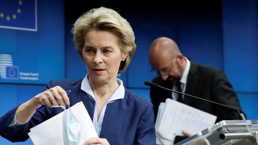 La UE busca coordinarse en plena campaña de vacunación y oleada de contagios