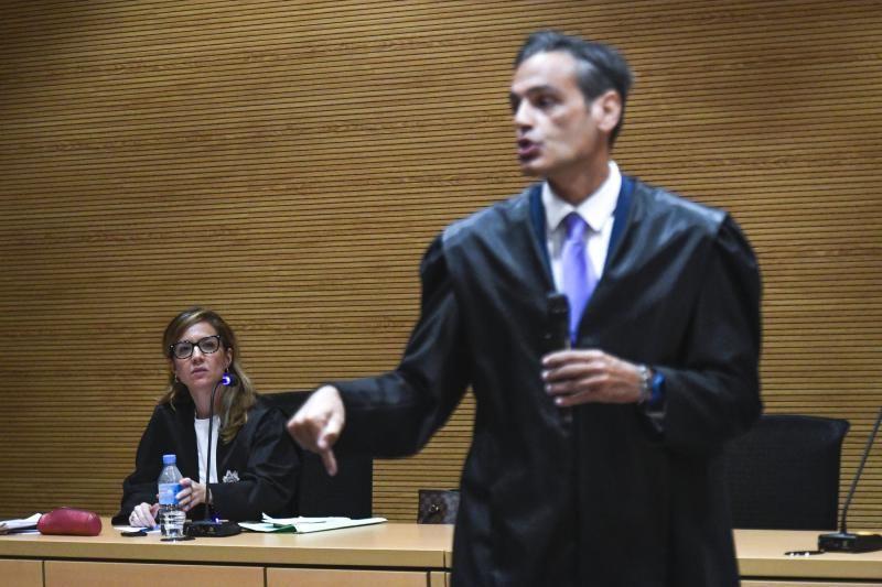 Juicio: Un hombre acusado de matar a su sobrino