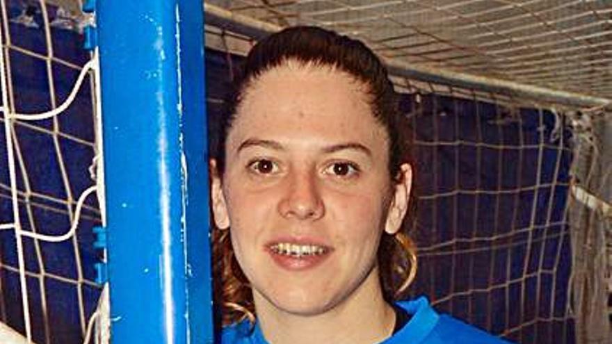 Silvia Aguete, nueva jugadora del Marín Futsal